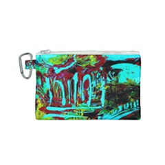 Dscf3058   Monastery Estate Canvas Cosmetic Bag (small)