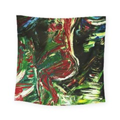 Dscf2240   Moon Sonate Square Tapestry (small) by bestdesignintheworld