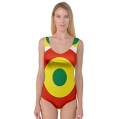 Roundel Of Bolivian Air Force Princess Tank Leotard  by abbeyz71