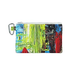 Dscf2262   Point Of View   Part3 Canvas Cosmetic Bag (small) by bestdesignintheworld