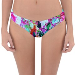 Dscf1472   Copy   Blooming Desert With Red Cactuses Reversible Hipster Bikini Bottoms