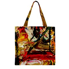 Dscf2283   Mountain Landscape Zipper Grocery Tote Bag by bestdesignintheworld