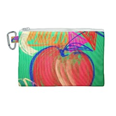 Dscf1425 (1)   Fruits And Geometry 2 Canvas Cosmetic Bag (large) by bestdesignintheworld