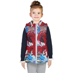 Dscf2258   Point Of View 1 Kid s Hooded Puffer Vest
