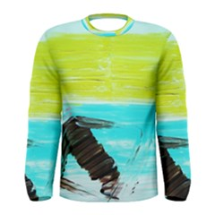 Dscf3214   Skier Men s Long Sleeve Tee
