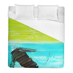 Dscf3214   Skier Duvet Cover (full/ Double Size)
