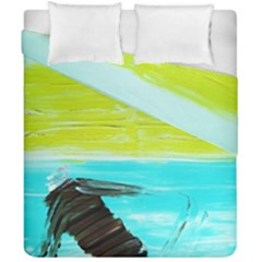 Dscf3214   Skier Duvet Cover Double Side (california King Size)
