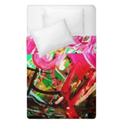 Dscf2035   Flamingo On A Chad Lake Duvet Cover Double Side (single Size)