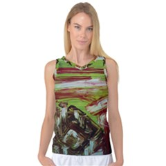 Dscf3217   Parthenon Women s Basketball Tank Top
