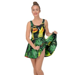 Tigers Lillies Inside Out Dress