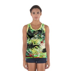 In The Nest And Around 4 Sport Tank Top