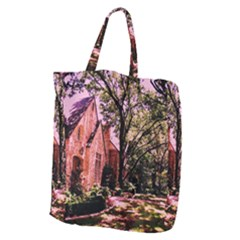 Hot Day In  Dallas 6 Giant Grocery Zipper Tote by bestdesignintheworld