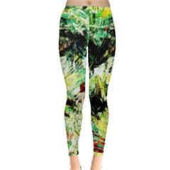 In The Nest And Around 4 Inside Out Leggings by bestdesignintheworld