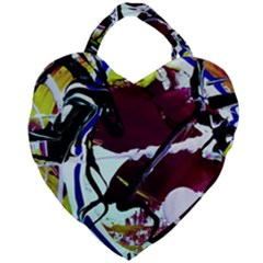 Immediate Attraction 9 Giant Heart Shaped Tote