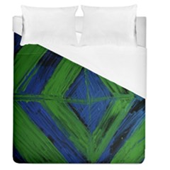 Point Of Equilibrium 5 Duvet Cover (queen Size) by bestdesignintheworld