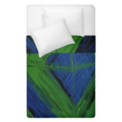 Point Of Equilibrium 5 Duvet Cover Double Side (single Size) by bestdesignintheworld
