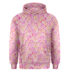 Flower Of Life Paint Pattern 9 Men s Pullover Hoodie by Cveti