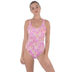 Flower Of Life Paint Pattern 9 Bring Sexy Back Swimsuit by Cveti