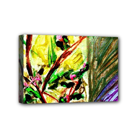 House Will Be Built 4 Mini Canvas 6  X 4  by bestdesignintheworld