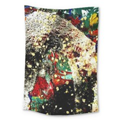 Wet Kiss 2 Large Tapestry by bestdesignintheworld