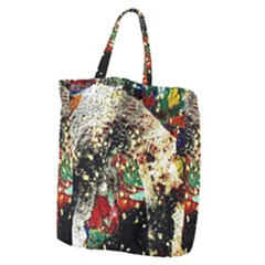 Wet Kiss 2 Giant Grocery Zipper Tote by bestdesignintheworld