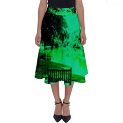 Lake Park 20 Perfect Length Midi Skirt by bestdesignintheworld