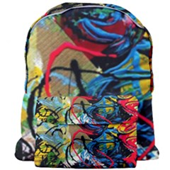 Rumba On A Chad Lake 4 Giant Full Print Backpack by bestdesignintheworld