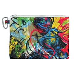 Rumba On A Chad Lake 4 Canvas Cosmetic Bag (xl) by bestdesignintheworld