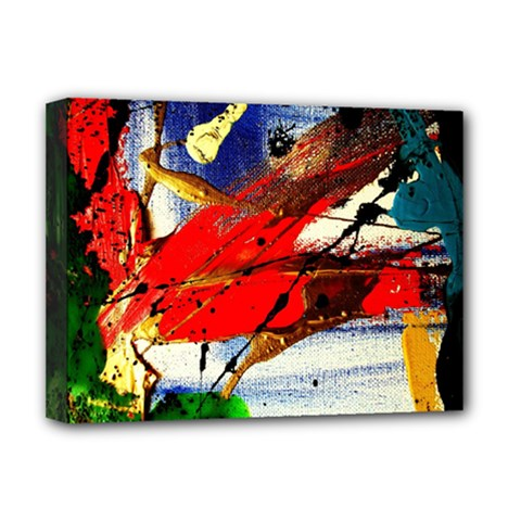 Catalina Island Not So Far 1 Deluxe Canvas 16  X 12   by bestdesignintheworld