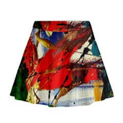 Catalina Island Not So Far 1 Mini Flare Skirt by bestdesignintheworld