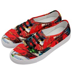 Catalina Island Not So Far 1 Women s Classic Low Top Sneakers by bestdesignintheworld
