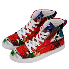 Catalina Island Not So Far 1 Men s Hi Top Skate Sneakers by bestdesignintheworld