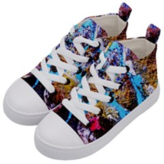 New   Well Forgotten Old 13 Kid s Mid Top Canvas Sneakers by bestdesignintheworld