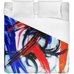 Lets Forget The Black Squere 1 Duvet Cover (king Size) by bestdesignintheworld