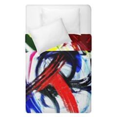 Lets Forget The Black Squere 1 Duvet Cover Double Side (single Size) by bestdesignintheworld
