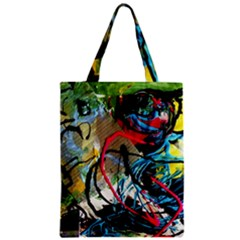 Rumba On A Chad Lake 13 Zipper Classic Tote Bag