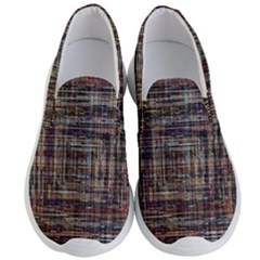 Unique Pattern Men s Lightweight Slip Ons by Sapixe