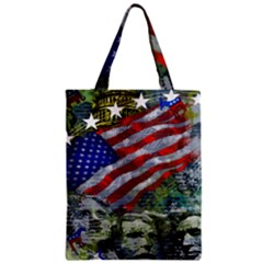 Usa United States Of America Images Independence Day Zipper Classic Tote Bag