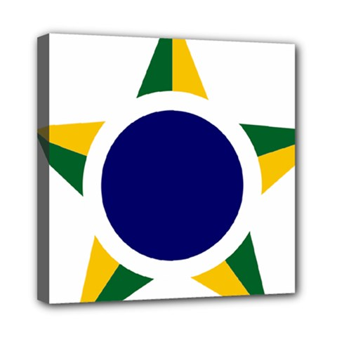 Roundel Of Brazilian Air Force Multi Function Bag	 by abbeyz71