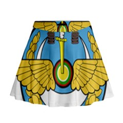 Emblem Of Royal Brunei Air Force Mini Flare Skirt by abbeyz71