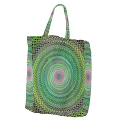 Wire Woven Vector Graphic Giant Grocery Zipper Tote by Sapixe
