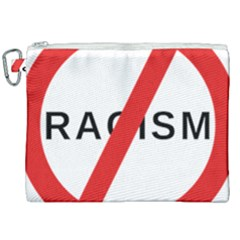 2000px No Racism Svg Canvas Cosmetic Bag (xxl) by demongstore