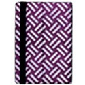 WOVEN2 WHITE MARBLE & PURPLE LEATHER Apple iPad Pro 9.7   Flip Case View4