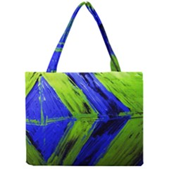 Point Of Equilibrium 7 Mini Tote Bag by bestdesignintheworld