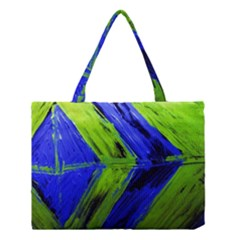 Point Of Equilibrium 7 Medium Tote Bag by bestdesignintheworld