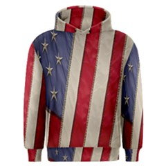 Usa Flag Men s Overhead Hoodie by Sapixe
