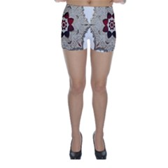 Jewelry Jewel Gems Gemstone Shine Skinny Shorts