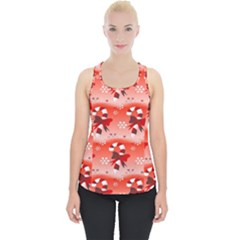 Seamless Repeat Repeating Pattern Piece Up Tank Top