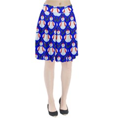 Seamless Repeat Repeating Pattern Pleated Skirt