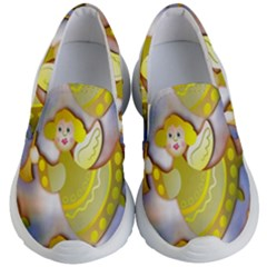 Seamless Repeat Repeating Pattern Kid s Lightweight Slip Ons by Sapixe